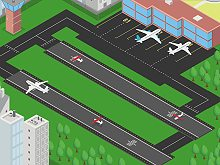 Airport Rush Mobile