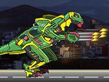 Repair Dino Robot - T-Rex