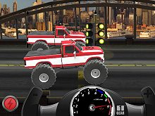 Monster Truck Drag Racers
