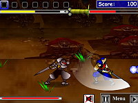 Samurai's Blood 2: Wazabi's Revenge