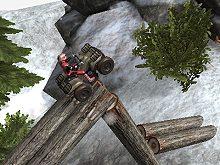 ATV Trials Winter 2