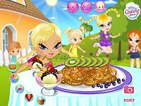 Fun with Funnel Cake