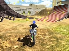 Motorbike Freestyle