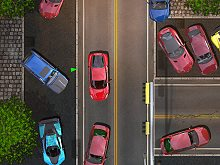 Rush Hour City Parking
