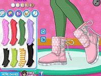Dress My Snow Boots