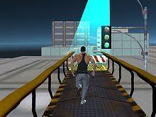 Free Running WebGL