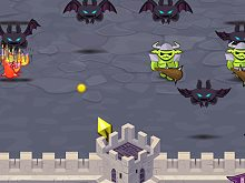 Castle Defense Gamepix