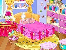 Barbie Bunny Bedroom