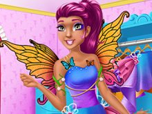 Fairy Princess Dresser