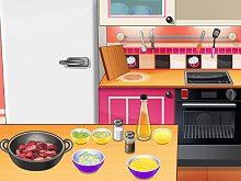 Sara's Cooking Class: Gyros