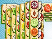 Fruit Mahjong: Hollow Mahjong