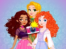 Princesses Street Style