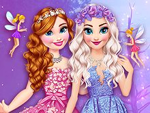 Sisters Sent To Fairyland