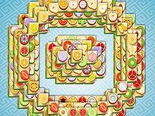 Fruit Mahjong: Bullseye Mahjong