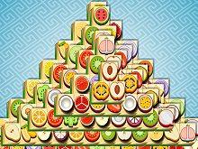 Fruit Mahjong: Triangle Mahjong