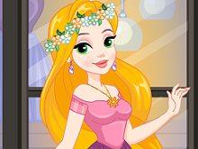 Fashionista Rapunzel