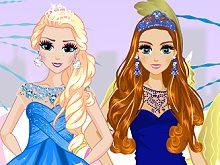 Frozen Princesses