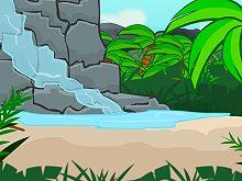 Toon Escape Pirate Island