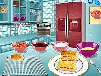 Sara's Cooking Class: Napoleon Pastries