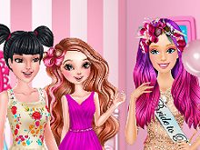 Barbie Last Fling Before the Ring