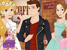 Rapunzel & Belle Love Rivals
