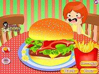 deluxe hamburger games