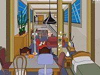 Cat House Escape