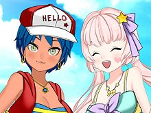 Anime Summer Twins