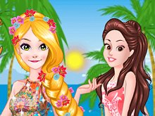 Princess's California Summer