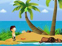 Tropical Island Escape