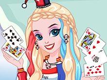 Harley Quinn Dress Up