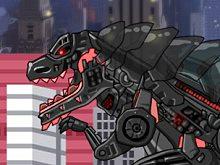 Dino Robot: Terminator T-Rex