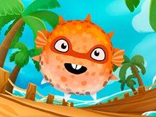 Super Puffer Fish
