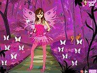 Trendy Pink Fairy