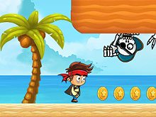 Pirate Run Away