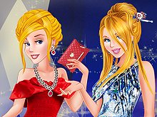 VIP Princesses Paris Fashion Week