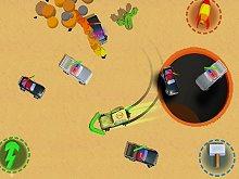 Chaos in the Desert