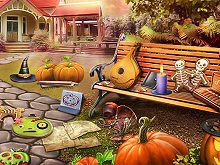 Ritas Halloween Party