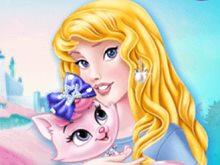 Princess Becomes A Cat Person