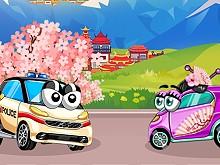 Car Toys Season 1 - Japan