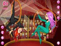 Acrobatic Ballet