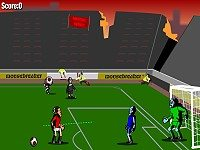 Death Penalty Zombie Football