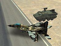 Park it 3D Fighter Jet