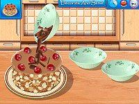 Saras Chocolate Cake