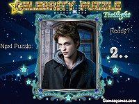 Twilight Celebrity Puzzle