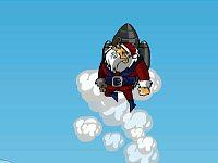 Rocket Santa