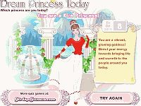 Dream Princess Today