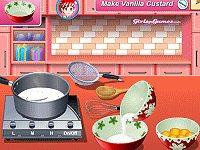 Christmas Pudding: Saras Cooking Class