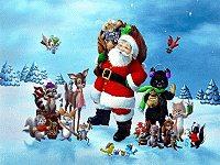 Crazy Christmas 1
