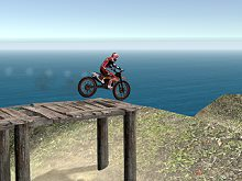 Moto Trials Beach